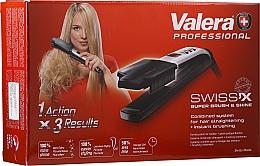 Парфюмерия и Козметика Преса за коса - Valera Swiss'x Super Brush & Shine