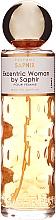 Парфюмерия и Козметика Saphir Parfums Excentric Woman - Парфюмна вода (тестер с капачка)