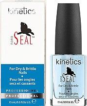 """Парфюми, Парфюмерия, козметика Грижа за сухи и чупливи нокти """"Печат"""" - Kinetics Nano Seal Nail Treatment"""