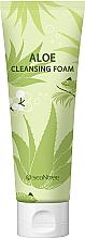 Парфюми, Парфюмерия, козметика Почистваща пяна за лице с алое - SeaNtree Aloe Cleansing Foam