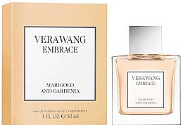 Парфюми, Парфюмерия, козметика Vera Wang Embrace Marigold and Gardenia - Тоалетна вода