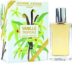 Парфюмерия и Козметика Jeanne Arthes Vanille Tropicale - Парфюмна вода