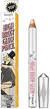 Парфюмерия и Козметика Молив-хайлайтър за вежди - Benefit High Brow Glow a Brow Lifting Pencil