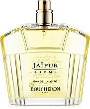 Парфюмерия и Козметика Boucheron Jaipur Pour Homme - Тоалетна вода (тестер без капачка)