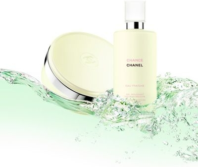 Chanel Chance Eau Fraiche - Душ гел — снимка N3