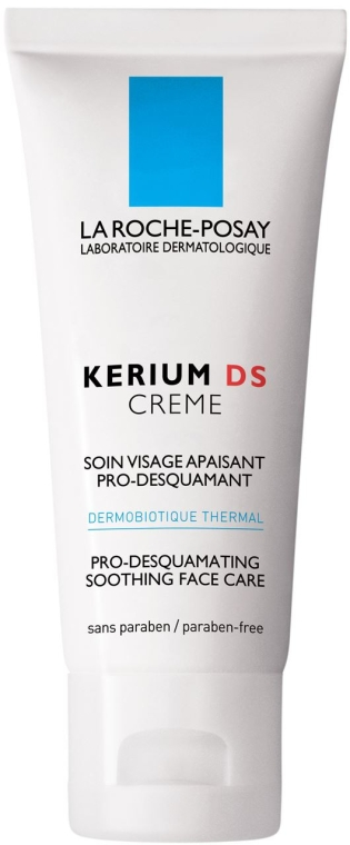 Крем за лице - La Roche-Posay Kerium DS Pro-Desquamating Soothing Face Care