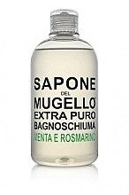 Парфюмерия и Козметика Пяна за вана с мента и розмарин - Officina Del Mugello Bath Foam With Mint And Rosemary