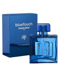 Парфюмерия и Козметика Franck Olivier Blue Touch - Тоалетна вода