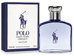 Парфюми, Парфюмерия, козметика Ralph Lauren Polo Ultra Blue - Тоалетна вода (тестер без капачка)