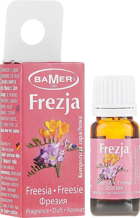 """Етерично масло """"Фрезия"""" - Bamer"""