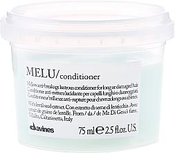 Парфюмерия и Козметика Балсам за накъсана коса - Davines Melu Conditioner Anti-Rottura Lucidante