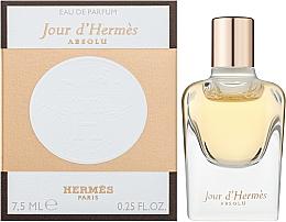Парфюмерия и Козметика Hermes Jour d`Hermes Absolu - Парфюмна вода ( мини )