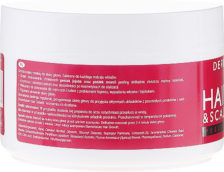 Пилинг за скалп - DermoFuture Hair&Scalp Peeling — снимка N3