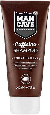 Шампоан с кофеин - Man Cave Caffeine Shampoo — снимка N1