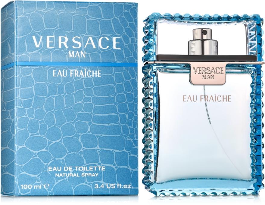 Versace Man Eau Fraiche - Тоалетна вода