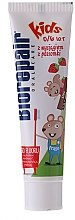 """Парфюмерия и Козметика Детска паста за зъби """"Весело мишле"""" - BioRepair Junior Topo Gigio Cartoon"""