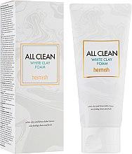 Парфюми, Парфюмерия, козметика Почистваща пяна за лице - Heimish All Clean White Clay Foam