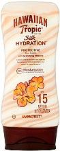 Парфюмерия и Козметика Слънцезащитен лосион за тяло - Hawaiian Tropic Silk Hydration Sun Lotion SPF 15