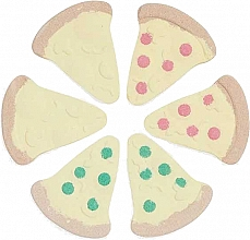 Парфюми, Парфюмерия, козметика Бомбичка за вана във форма на пица - I Heart Revolution Tasty Fizzer Kit Pizza