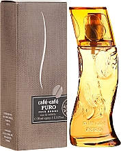 Cafe Parfums Cafe-Cafe Puro Pour Homme - Тоалетна вода — снимка N1