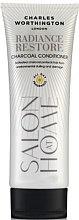 Парфюми, Парфюмерия, козметика Балсам за коса с активен въглен - Charles Worthington Radiance Restore Charcoal Conditioner
