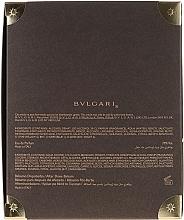 Bvlgari Man Wood Essence - Комплект (парф. вода/100ml + афтър. балсам/100ml + козм. чанта) — снимка N3