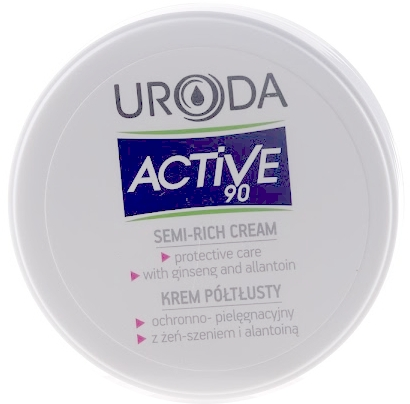 Крем за лице - Uroda Active 90