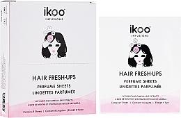 Парфюмерия и Козметика Парфюмни кърпички за коса - Ikoo Infusions Hair Fresh-Ups Parfume Sheets