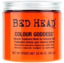 Парфюми, Парфюмерия, козметика Маска за боядисана коса - Tigi Color Goddess Miracle Mask For Colored Hair
