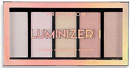 Парфюми, Парфюмерия, козметика Палитра хайлайтъри - Profusion Cosmetics Luminizer