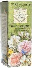 """Пена для ванны-гель для душа """"Белые цветы"""" - L'erbolario Bagnoschiuma Fiorichiari (мини) — снимка N2"""