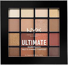 Парфюми, Парфюмерия, козметика Палитра сенки за очи - Nyx Professional Makeup Ultimate Shadow Palette