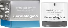 Парфюмерия и Козметика Трансформиращ се нощен крем-гел за лице - Dermalogica Sound Sleep Cocoon