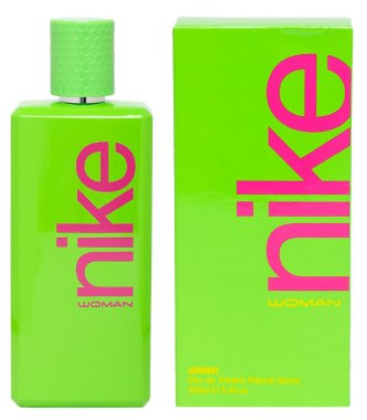 Nike Green Woman Nike - Тоалетна вода — снимка N1