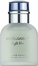 Парфюмерия и Козметика Dolce & Gabbana D&G Light Blue Pour Homme - Тоалетна вода (тестер с капачка)