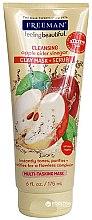"""Парфюмерия и Козметика Маска 4в1 за лице """"Ябълков оцет"""" - Freeman Feeling Beautiful 4-in-1 Apple Cider Vinegar Foaming Clay"""
