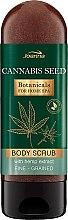 Парфюмерия и Козметика Хидратираща скраб за тяло - Joanna Botanicals For Home Spa Cannabis Seed Peeling