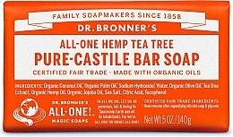"""Парфюми, Парфюмерия, козметика Сапун """"Чаено дърво"""" - Dr. Bronner's Pure Castile Bar Soap Tea Tree"""