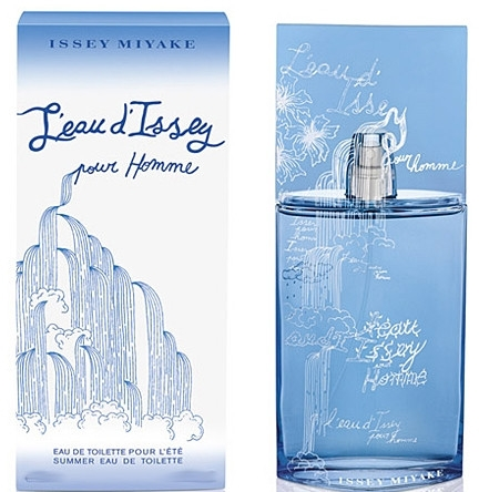 Issey Miyake L'Eau d'Issey Summer Pour Homme 2008 - Тоалетна вода — снимка N1