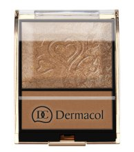 Парфюми, Парфюмерия, козметика Бронзираща палитра - Dermacol Bronzing Palette