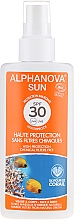 Парфюмерия и Козметика Слънцезащитен спрей - Alphanova Sun Protection Spray SPF 30