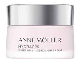 Парфюми, Парфюмерия, козметика Крем за лице - Anne Moller HydraGPS Super Moisturising Light Cream
