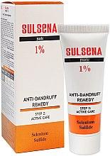 Парфюмерия и Козметика Лечебна профилактична паста против пърхот 1% - Сулсена