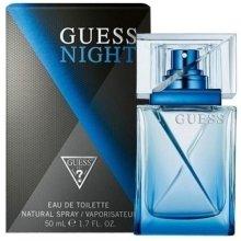 Парфюми, Парфюмерия, козметика Guess Guess Night - Тоалетна вода