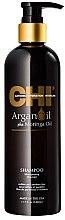 Парфюми, Парфюмерия, козметика Възстановяващ шампоан - CHI Argan Oil Plus Moringa Oil Shampoo