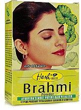 """Парфюми, Парфюмерия, козметика Прах за коса """"Брахми"""" - Hesh Brahmi Powder"""