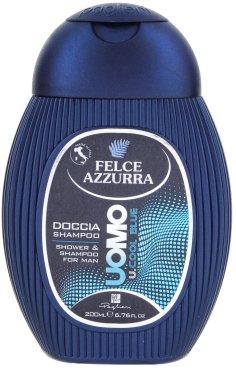 "Шампунь и гель для душа ""Cool Blue"" - Paglieri Felce Azzurra Shampoo And Shower Gel For Man — снимка N1"