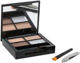 Парфюмерия и Козметика Комплект за вежди - Makeup Revolution Focus & Fix Brow Kit