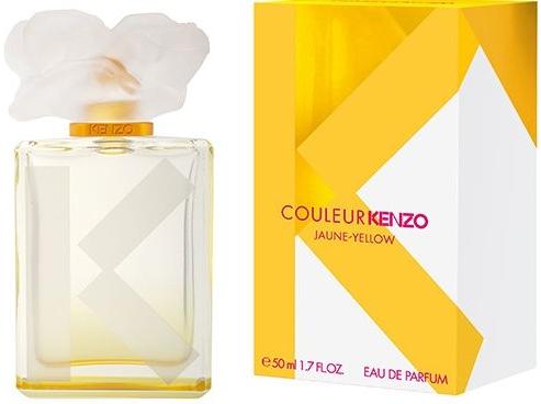Kenzo Couleur Kenzo Jaune-Yellow - Парфюмна вода — снимка N1