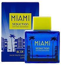 Парфюмерия и Козметика Antonio Banderas Blue Seduction Miami - Тоалетна вода